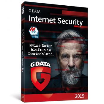 G Data Internet Security 2019, 1 Gerät