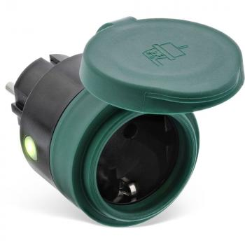 inLine SmartHome Steckdose Outdoor IP44